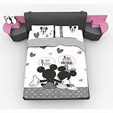 piumone topolino e minnie disney mickey and minnie mouse bed duvet cover