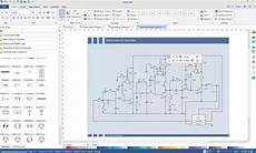 how to draw circuit diagrams in microsoft visio what stencil do you use quora