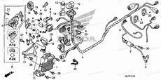 honda scooter 2011 oem parts diagram for wire harness partzilla com