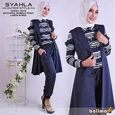 Gaya Baju Muslim Masa Kini Casual