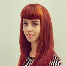 rot schwarz haarfarbe die haarfarben trends des jahres 2016 f 252 r damen