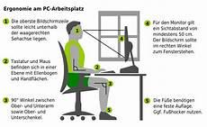 Rückenschonendes Arbeiten Im Alltag - file ergonomic workstation png