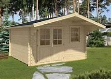gartenhaus 44 mm wandstärke gartenholzhaus mit 40 44 mm wandst 228 rke gro 223 e auswahl