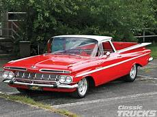 1959 chevy el camino it s got a cargo bed doesn t it