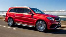 Mercedes Amg Gls 63 2016 Review Road Test Carsguide