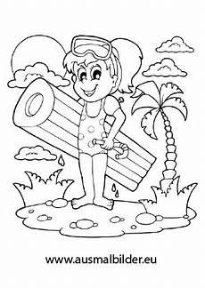 Malvorlagen Kinder Urlaub Ausmalbilder Urlaub Am Strand Urlaub Malvorlagen