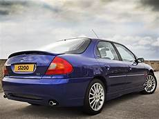1999 Ford Mondeo St200 Related Infomation Specifications
