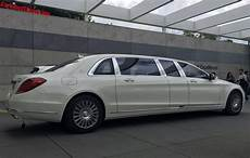 mercedes maybach s600 pullman mercedes maybach s600 pullman arrives in china