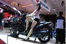 Modifikasi Suzuki Address by Foto Modifikasi Motor Suzuki Address Terbaru 2015