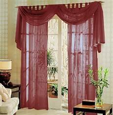 gardinen set voile komplett gardinen set 3tlg 60999 ebay