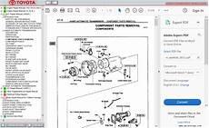 car service manuals pdf 2004 toyota camry instrument cluster toyota hiace repair manual pdf