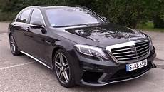 2014 mercedes s 63 amg in aktion