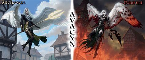 Avacyn The Purifier Art