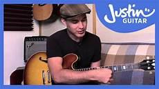 slide guitar techniques guitar technique slide guitar basics 1 guitar lesson te 80 justin guitar