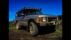 land rover discovery td5 4k land rover discovery 2 td5 slayley forest road