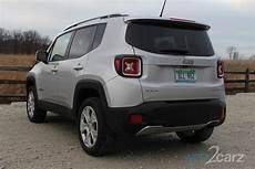 Jeep Renegade Limited - 2015 jeep renegade limited review web2carz