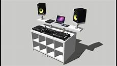 Guide Diy Dj Booth From Ikea Parts My Build 1