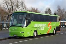 Flixbus Rostock Berlin - vdl futura der firma meinfernbus als linie 072 rostock