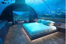 world s first underwater hotel opens in the maldives