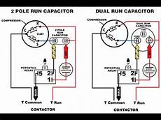start capacitor run capacitor why you can t store a c power in a capactor youtube