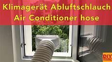 klimaanlage abluftschlauch klimager 228 t fensterdurchf 252 hrung