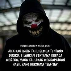 Gambar Kata Brengsek Terhormat Joker