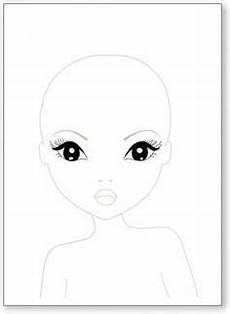 Ausmalbilder Topmodel Gesicht Topmodel Malvorlagen Gesicht Coloring And Malvorlagan