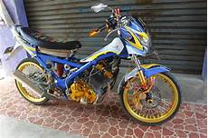 Modifikasi Motor Fu by 20 Gambar Modifikasi New Suzuki Satria F 150 Terbaru 2014