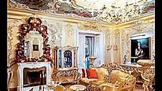 Luxus Wohnung Im Rokoko Stil In St Petersburg Wohnen
