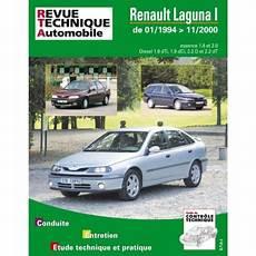 Rta Renault Laguna I Phase 1 Et 2 Essence Et Diesel