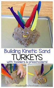 worksheets for kindergarten in 18604 building kinetic sand turkeys preschool sensory activities toddlers thanksgiving preschool