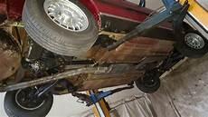 Slc Bitumen Unterbodenschutz Entfernt Komplett Sauber