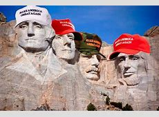 mt rushmore trump fireworks