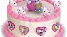 Cara Membuat Kue Ulang Tahun Hello