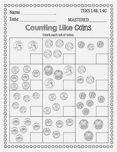 identifying coins and counting coins freebie from flying high in first grade math in my class