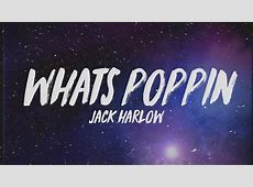 what's poppin remix lyrics