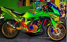 Motor Rr Modif by 100 Gambar Motor Drag Rr Terkeren Kewak Motor