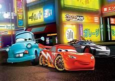 Cars Malvorlagen Lightning Mcqueen Disney Cars Lightning Mcqueen Wall Paper Mural Buy At