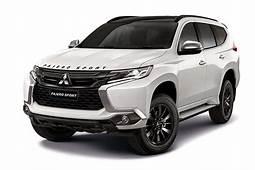Mitsubishi Montero Sport Elite Edition Released In
