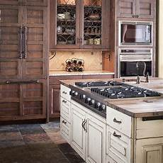 Distressed Kitchen Furniture How To Paint Distressed Kitchen Cabinets Loccie Better