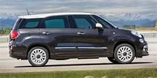 Fiat 500l Wagon - 2017 fiat 500l facelift unveiled photos 1 of 5