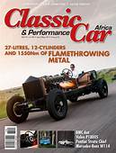 Classic & Performance Car Africa April/May 2013 By