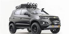 New Lada Niva For 2018 Could It Be