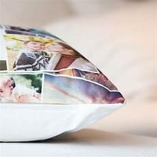 coussin imprimé photo coussin personnalis 233 avec vos photos 3 coussins pour le