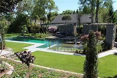 Schwimmteich Poolbau Gartengestaltung Garten Bitters
