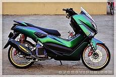Modifikasi Nmax Jari Jari by Modifikasi Yamaha Nmax Touring Tourism Company And