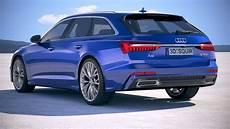 Audi A6 Avant S Line 2019