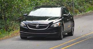 2017 Buick LaCrosse First Drive  Digital Trends