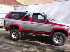 nissan terrano 1 nissan wd21 terrano 1 wertgutachten car from germany for sale at truck1 id 2109169