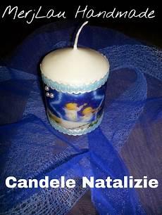 sto per candele merjlau handmade mollette natalizie e altre candele lau